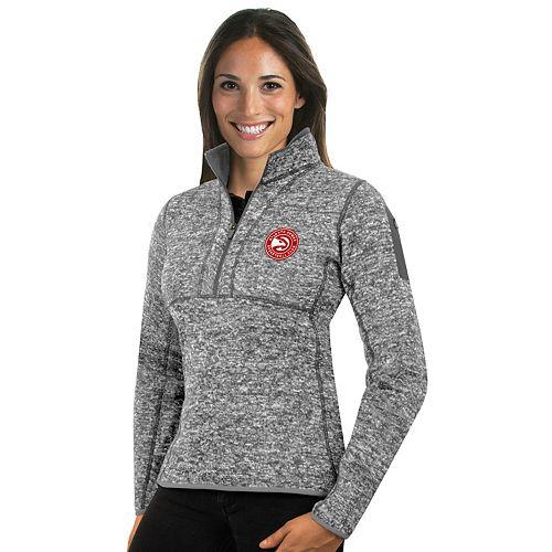Women's Antigua Atlanta Hawks Fortune Pullover