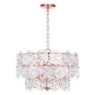 Safavieh Sia 4-Light Adjustable Pendant Light Chandelier