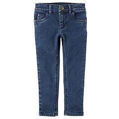 Toddler Girl Carter's Denim Jeggings