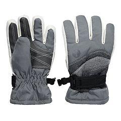 Girls 4-16 Igloos Colorblocked Ski Gloves