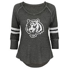 Juniors' Cincinnati Bengals Thermal Tee