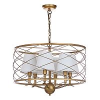 Safavieh Thea 6-Light Ceiling Lamp