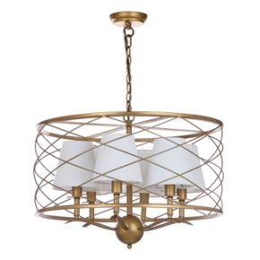 Safavieh Thea 6-Light Ceiling Lamp
