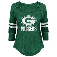 Juniors' Green Bay Packers Thermal Tee