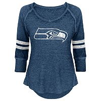 Juniors' Seattle Seahawks Thermal Tee