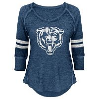 Juniors' Chicago Bears Thermal Tee