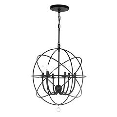 Safavieh Evie 6-Light Orb Chandelier
