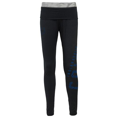 Juniors' Indianapolis Colts Elastic Heart Leggings