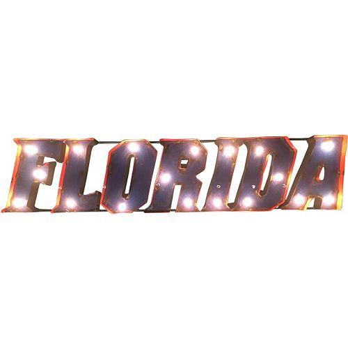 Florida Gators Light-Up Wall Décor