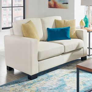 HomeVance Bartlet Loveseat