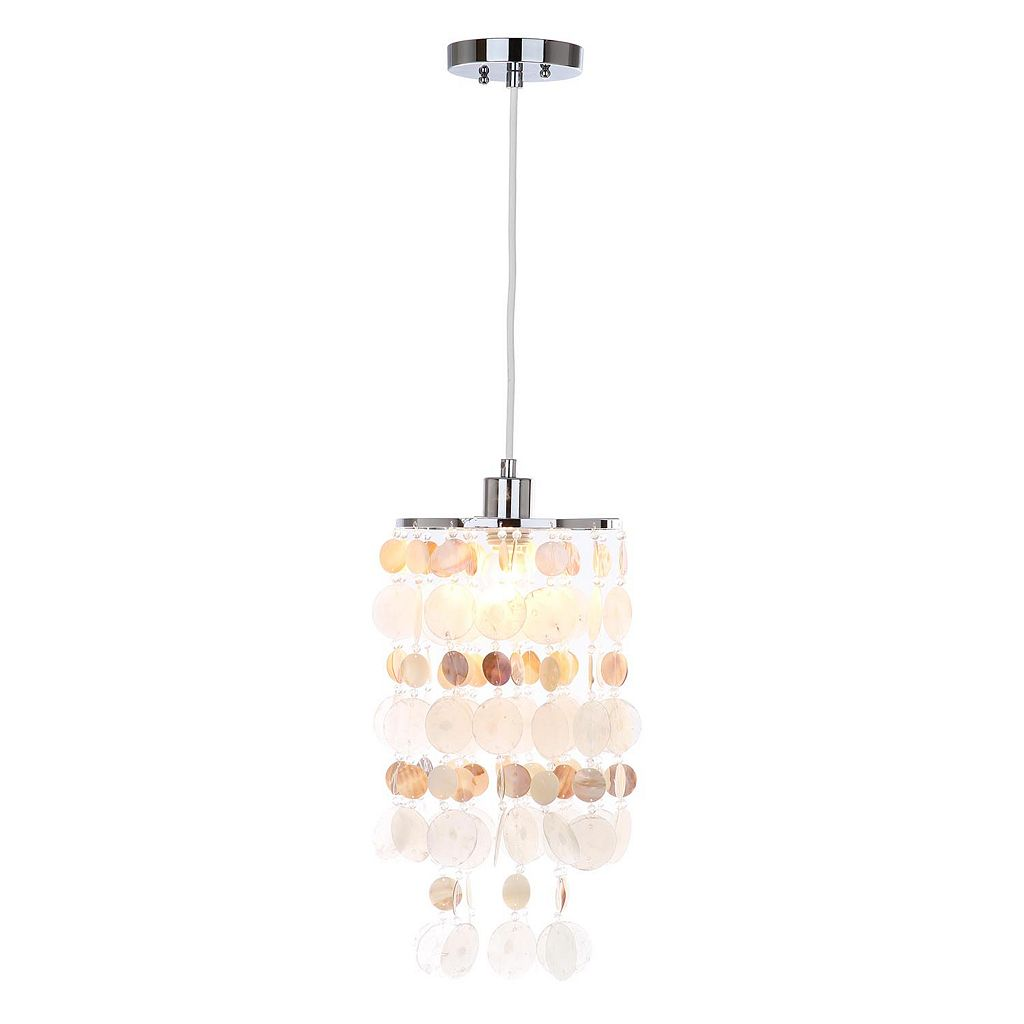 Safavieh Capiz Shell Pendant Light
