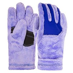 Girls 7-16 Igloos Soft Fleece Gloves