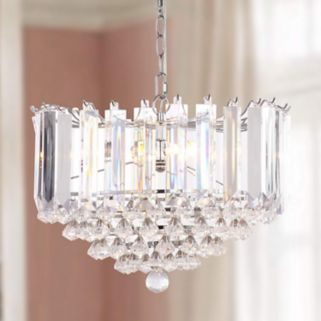 Safavieh Hampton 2-Light Tiered Chandelier