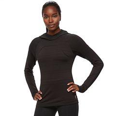 Women's FILA SPORT® Pullover Long Sleeve Hoodie