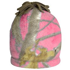 Girls 4-6x Realtree by Hot Shot Fleece Hat