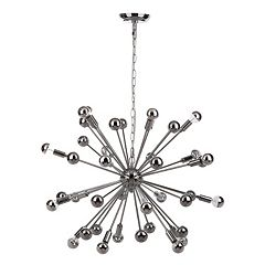 Safavieh Starburst Sputnik 20-Light Pendant Lamp