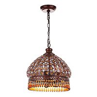Safavieh Jeweled 3-Light Pendant Lamp