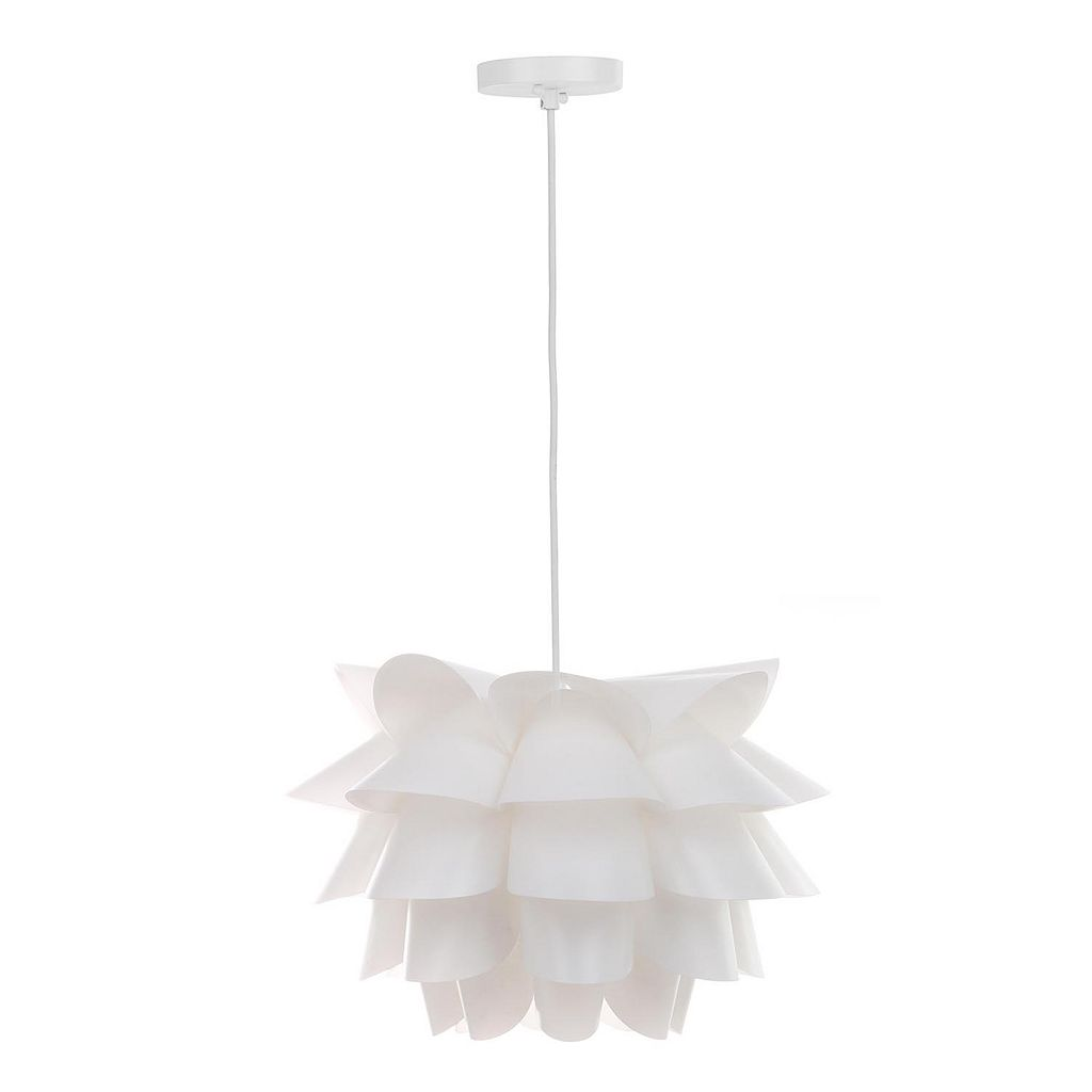Safavieh Contemporary White Pendant Light