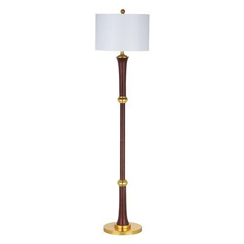 Safavieh Two-Tone Floor Lamp