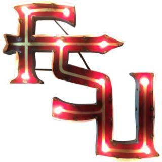 Florida State Seminoles Light-Up Wall Décor