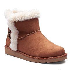 SO® Hangout Women's Plush Boots