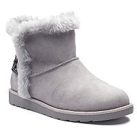 SO® Hangout Women's Plush Boots