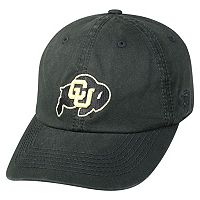 Adult Top of the World Colorado Buffaloes Crew Adjustable Cap