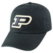 Adult Top of the World Purdue Boilermakers Crew Adjustable Cap