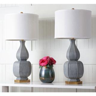Safavieh Cleo Table Lamp 2-piece Set