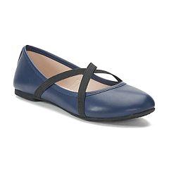 SO® Social Women's Ballet Flats