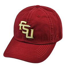 Adult Top of the World Florida State Seminoles Crew Adjustable Cap