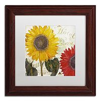 Trademark Fine Art Sundresses I Framed Wall Art