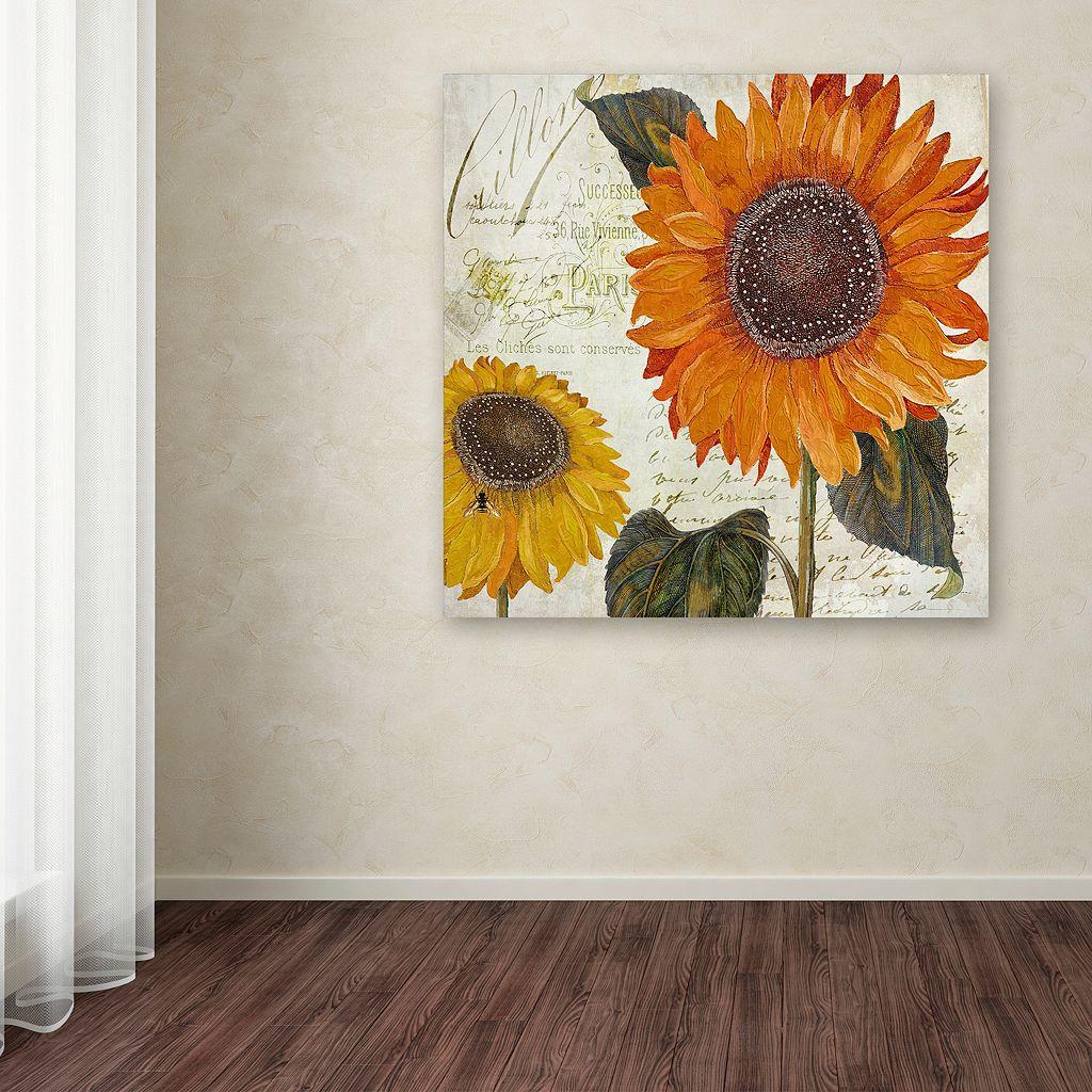 Trademark Fine Art Sundresses II Canvas Wall Art