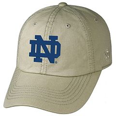Adult Top of the World Notre Dame Fighting Irish Crew Adjustable Cap