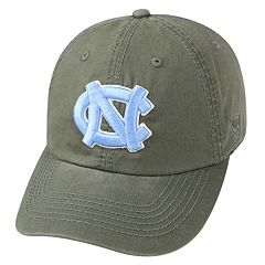 Adult Top of the World North Carolina Tar Heels Crew Adjustable Cap