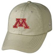 Adult Top of the World Minnesota Golden Gophers Crew Adjustable Cap