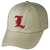 Adult Top of the World Louisville Cardinals Crew Adjustable Cap