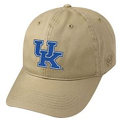 Adult Top of the World Kentucky Wildcats Crew Adjustable Cap