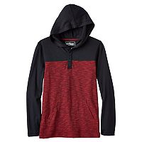 Boys 8-20 Urban Pipeline® Football Henley Hoodie