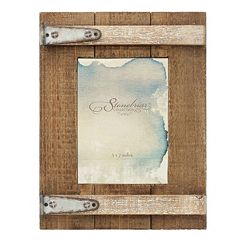 Stonebriar Collection Wood 5' x 7' Frame