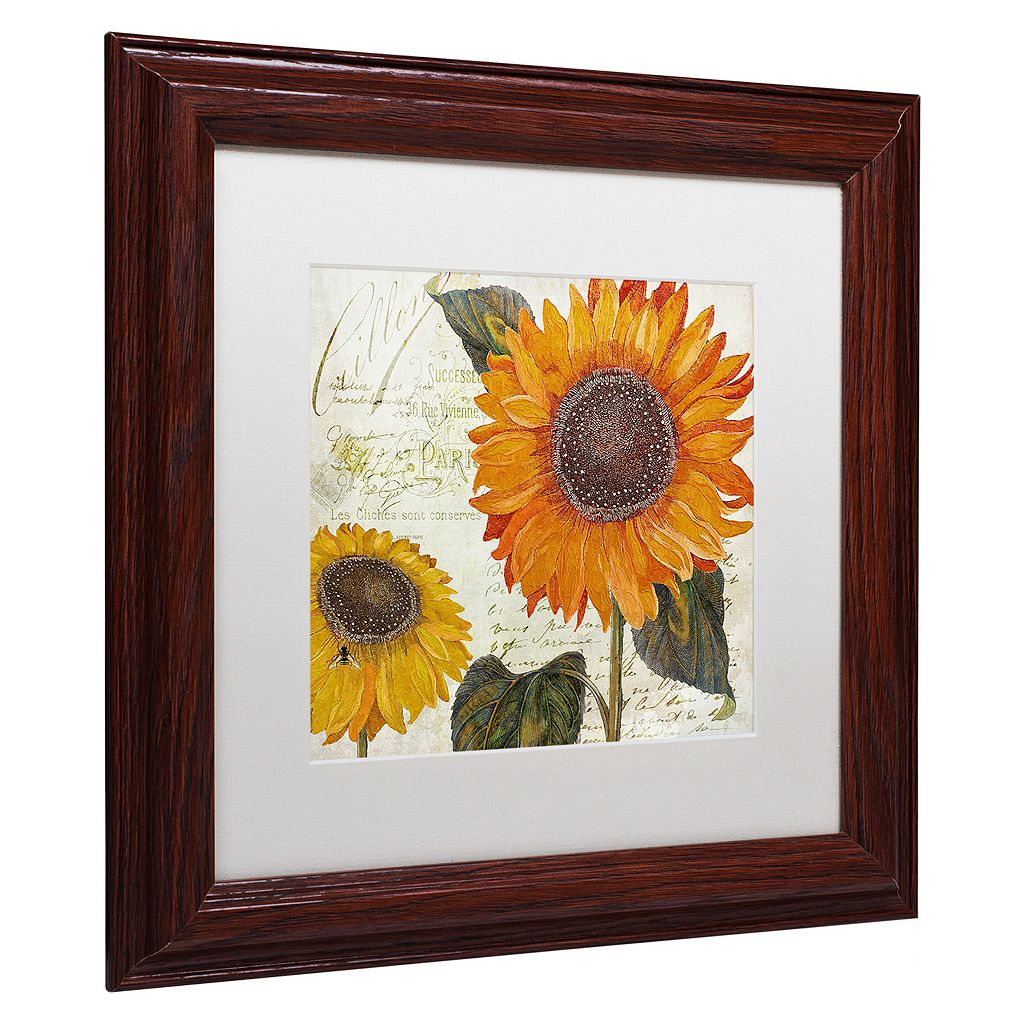 Trademark Fine Art Sundresses II Framed Wall Art