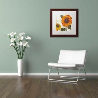 Trademark Fine Art Sundresses II Framed Wall Art