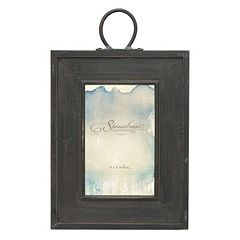 Stonebriar Collection Rustic Industrial 4' x 6' Frame
