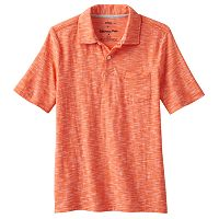 Boys 8-20 Urban Pipeline® Ultimate Slubbed Polo