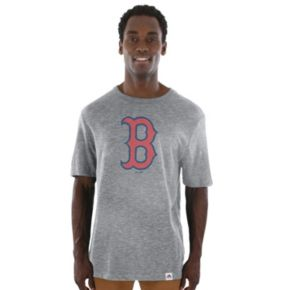 Men's Majestic Boston Red Sox Fast Pitch Tee