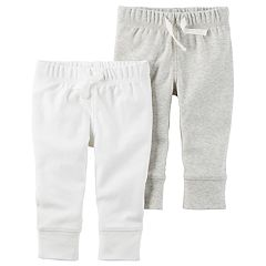 Baby Carter's 2-pk. Solid Pants