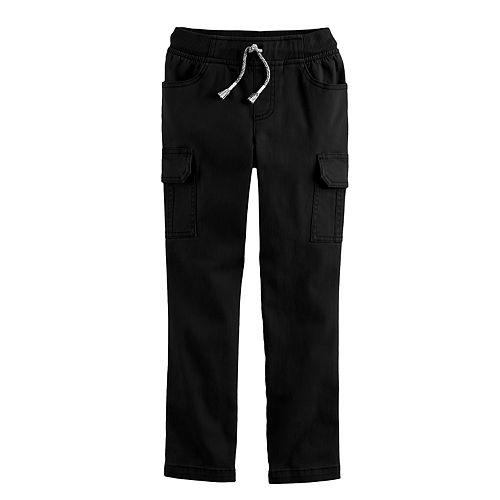 26fa51c54cc Boys 4-10 Jumping Beans® Twill Cargo Pants