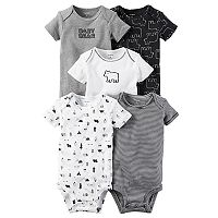 Baby Boy Carter's 5-pk. Bear Bodysuits