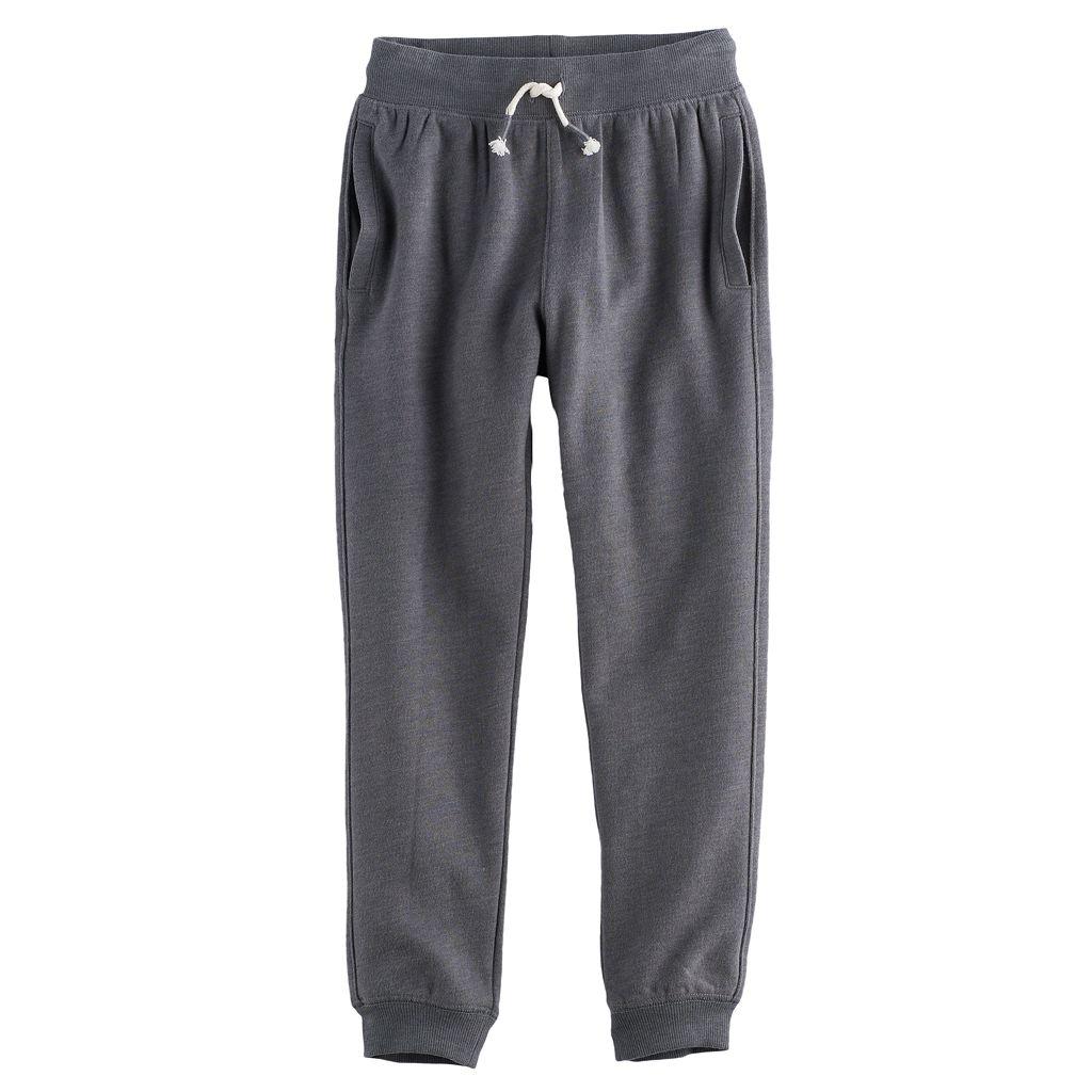 Boys 4-10 Jumping Beans® Fleece Jogger Pants