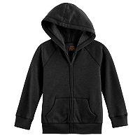 Boys 4-10 Jumping Beans® Basic Fleece Zip Hoodie